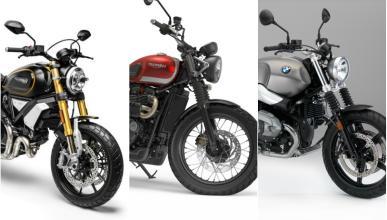 Las motos scrambler más espectaculares del mercado