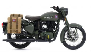 Nueva Royal Enfield Classic 500 Pegasus Limited Edition
