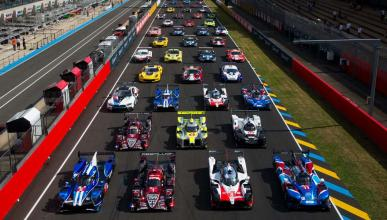 Parrilla 24 Horas Le Mans 2018