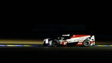 Pole Toyota 24 Horas Le Mans
