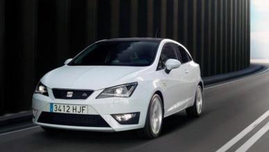 Seat Ibiza VS Peugeot 207