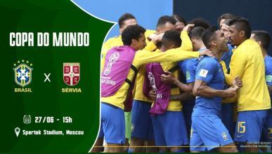 Serbia-Brasil