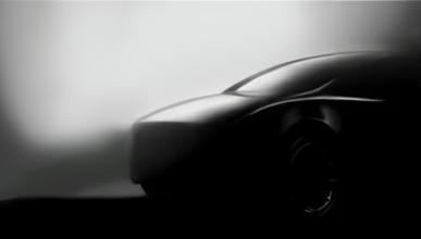 Teaser Tesla Model Y