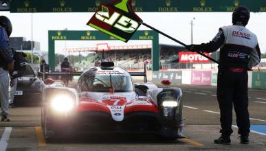 Toyota 24 Horas Le Mans