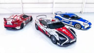 Toyota GT86 Le Mans style