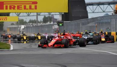 Vettel gana en Canadá