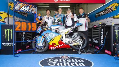 Álex Márquez renueva y seguirá en Moto2