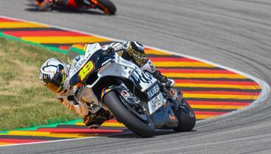 Álvaro Bautista se reivindica en el GP de Alemania