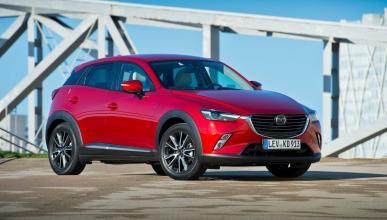 cambio aceite Mazda CX-3
