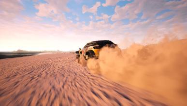 Dakar 2018 videojuego