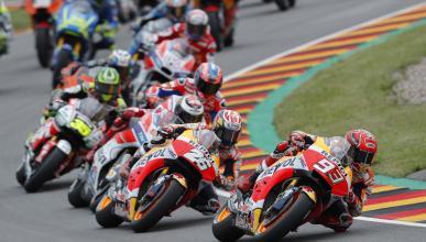 Horarios MotoGP Alemania 2018