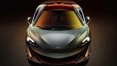 McLaren 18 modelos