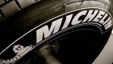 Michelin neumáticos madera