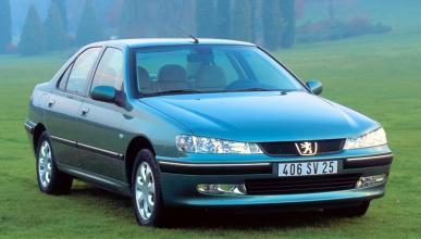 Peugeot 406 o Renault Laguna