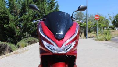 Prueba nueva Honda PCX 125 2018