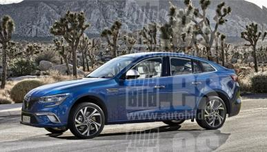 SUV Coupé de Renault