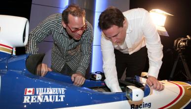 Villeneuve y Williams
