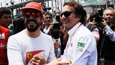 Alonso y Fittipaldi