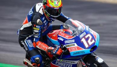 Bezzecchi gana la Carrera Moto3 Austria 2018