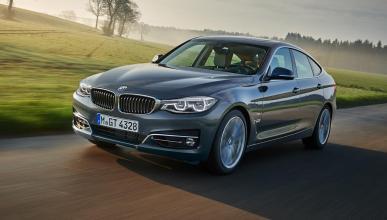 BMW 3 GT producción