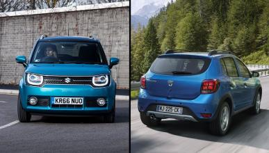 Dacia Sandero Stepway vs Suzuki Ignis
