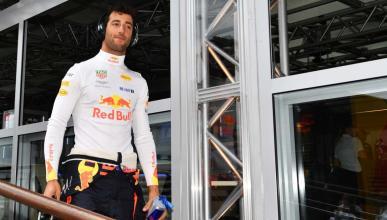 Daniel Ricciardo sale de Red Bull