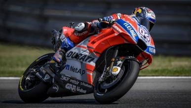 Dovizioso gana la Carrera MotoGP Brno 2018