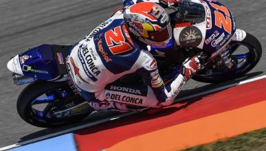 Fabio di Giannantonio gana la Carrera Moto3 Brno 2018