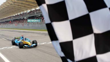 Fernando Alonso victoria con Renault