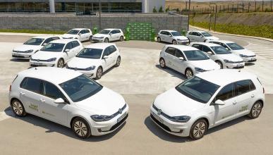 Flota VW e-Golf para Iberdrola