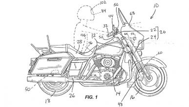 Harley-Davidson, frenada de emergencia