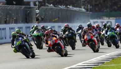 Horarios MotoGP Silverstone 2018