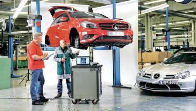 Libro de mantenimiento del coche