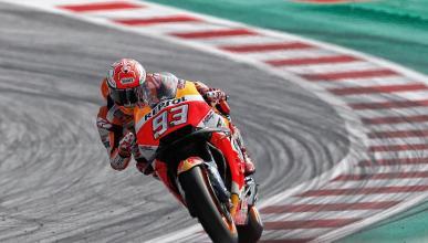 Marc Márquez domina la Clasificación MotoGP Austria 2018