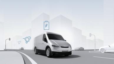 Motor eléctrico para furgonetas de Bosh