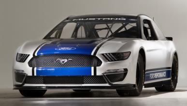 Mustang NASCAR