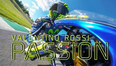 Pasión, documental sobre Valentino Rossi