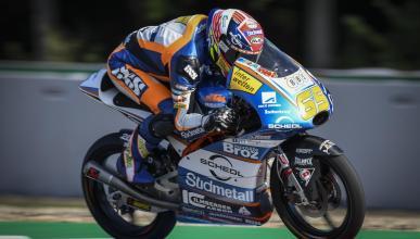 Phillip Oettl, el más rápido de los Libres Moto3 Brno 2018