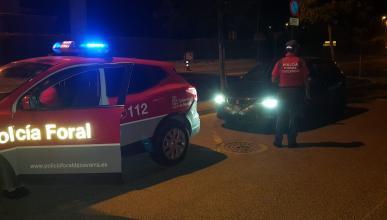 Policía Foral de Navarra