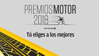 Premios Motor Axel Springer 2018