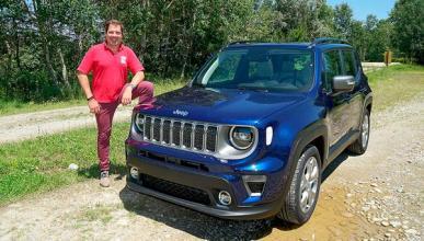 Prueba: Jeep Renegade 2018