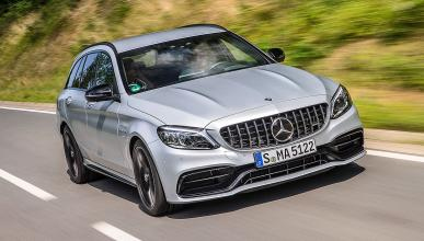 Prueba del Mercedes AMG C 63 Estate 2018