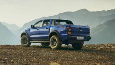 Rivales Ford Ranger Raptor