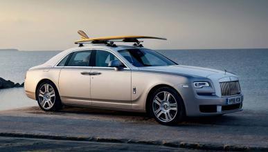 Rolls-Royce Ghost tabla de surf