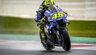 Valentino Rossi tendrá que pasar por la Q1 de Austria