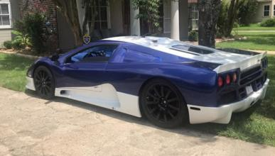 Venta SSC Ultimate Aero 2010