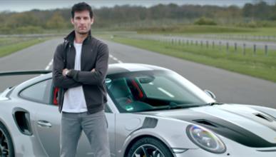 VÍDEO: Mark Webber habla de su amor por Porsche