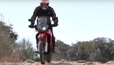 Vídeo prueba Honda CRF 250 Rally 2018