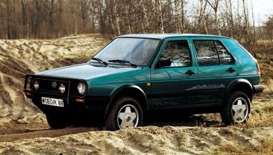 Volkswagen Golf Country mk2