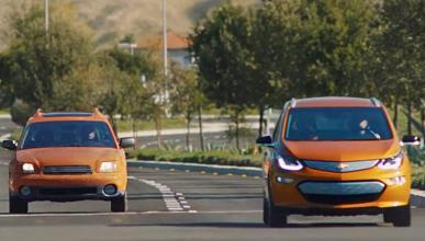 VW lanza una campaña publicitaria... Para el Chevrolet Bolt